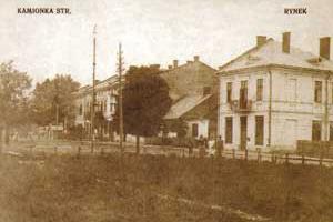 Коротка історія міста Кам'янка-Бузька
