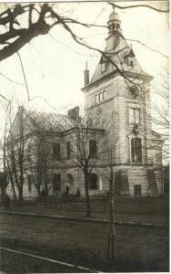Stari poshtovi lystivky Kamianka-Strumylovoi-1