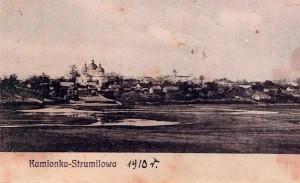 Stari poshtovi lystivky Kamianka-Strumylovoi-13