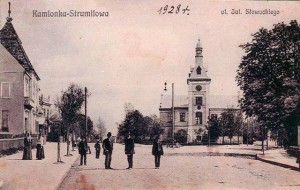 Stari poshtovi lystivky Kamianka-Strumylovoi-17