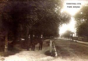 Stari poshtovi lystivky Kamianka-Strumylovoi-22