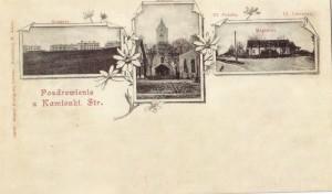 Stari poshtovi lystivky Kamianka-Strumylovoi-23