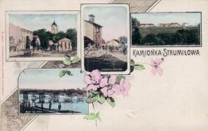 Stari poshtovi lystivky Kamianka-Strumylovoi-4
