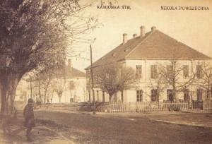 Stari poshtovi lystivky Kamianka-Strumylovoi-5