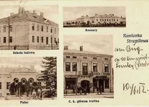 Stari poshtovi lystivky Kamianka-Strumylovoi-7
