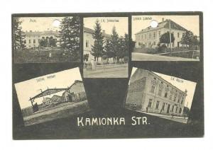 Stari poshtovi lystivky Kamianka-Strumylovoi-8