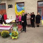 U Batiatychakh vidkryto memorialnu doshku heroievi ATO-13