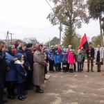 U Batiatychakh vidkryto memorialnu doshku heroievi ATO-3