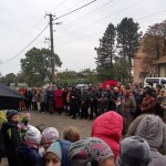 U Batiatychakh vidkryto memorialnu doshku heroievi ATO-5