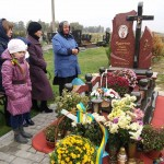 U Batiatychakh vidkryto memorialnu doshku heroievi ATO-8