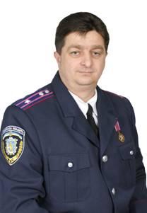 Ст. дільничний інспектор міліції майор міліції Шпитко Юрій Іванович