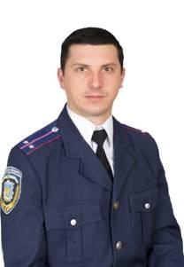 Дільничний інспектор міліції лейтенант міліції Кондюх Богдан Володимирович