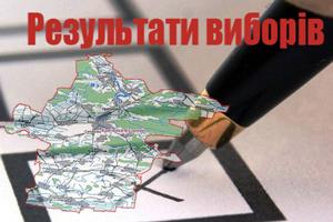 Результати виборів депутатів до Кам'янка-Бузької районної ради