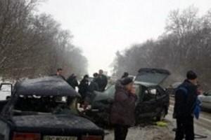 Аварія у Ременові - загинула людина, троє травмовані