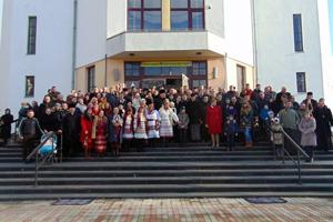 Відбулась духовно-молитовна зустріч учасників АТО