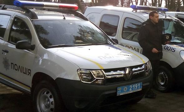 На Кам'янка-Бузький район виділено 3 нових автомобілі :Рено-Доккер, Рено-Кенго, Рено-Дастер