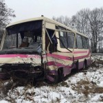 Жахлива аварія біля села Великосілки